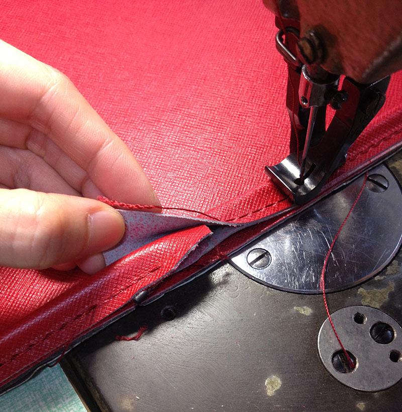 裁縫機原理