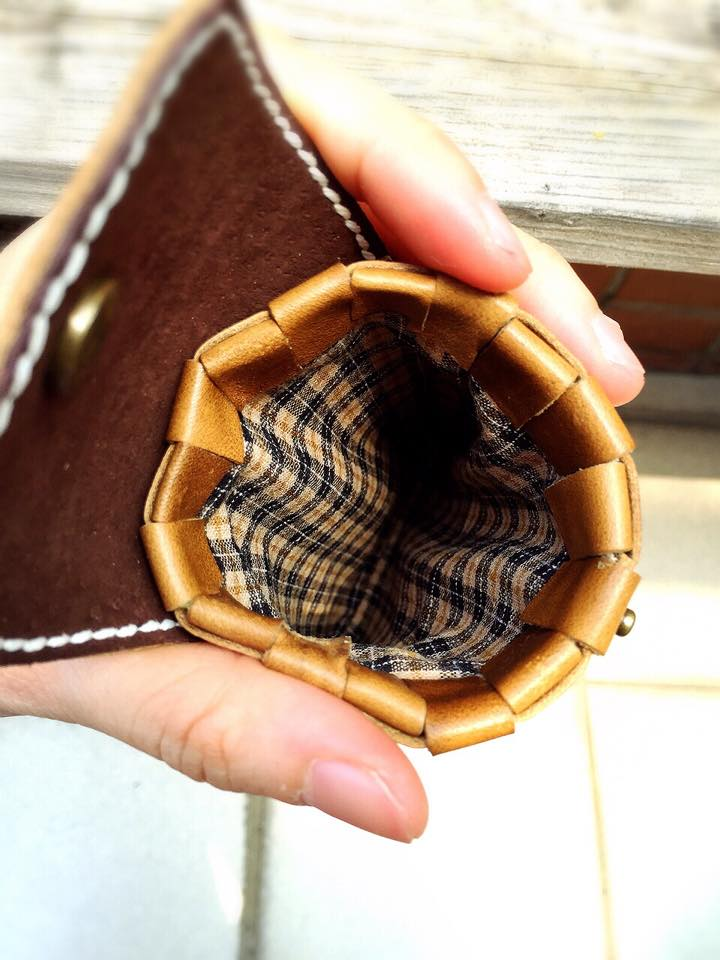 編織手機套3