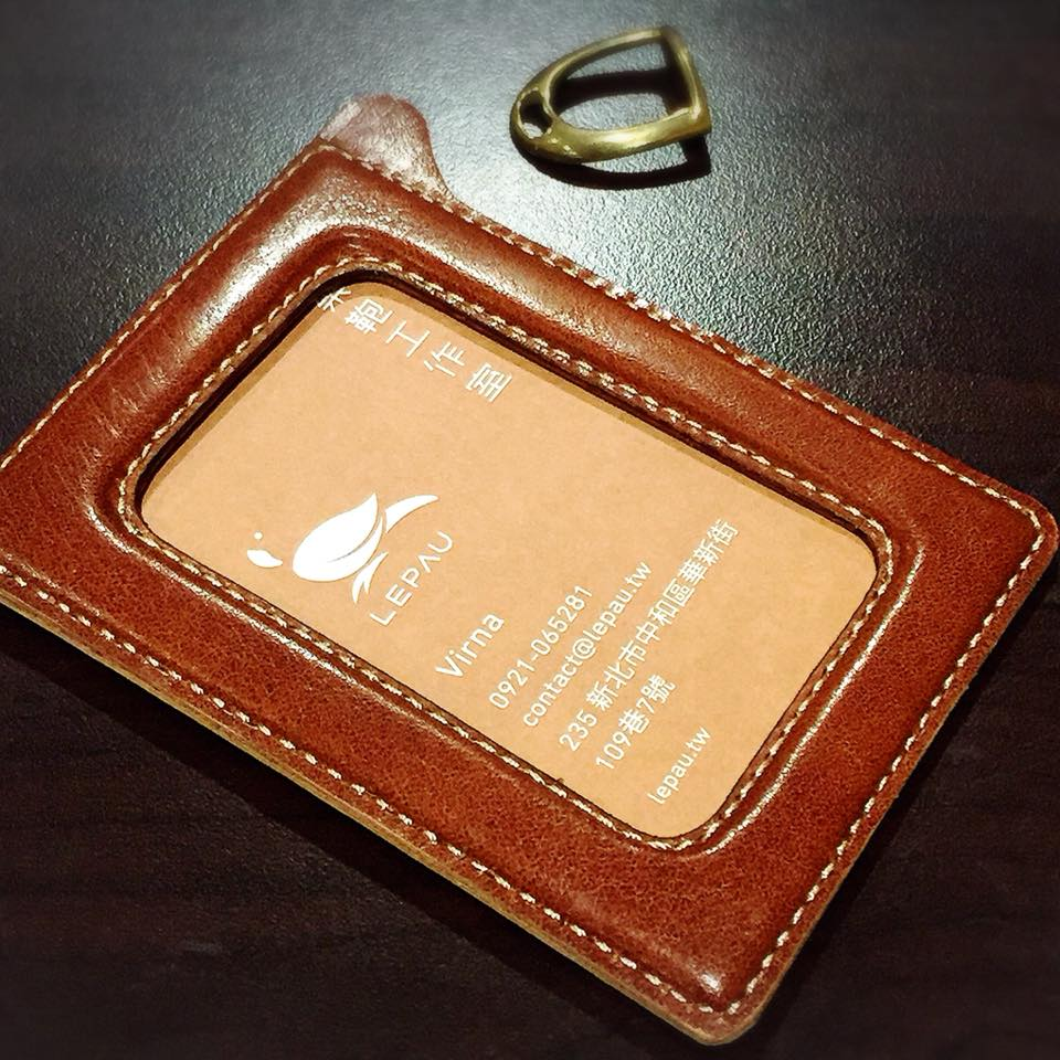 e9af55269cd1 cardcase – Lepau 樂鞄手作皮革